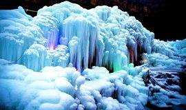 周末一日活动:赏冰玩雪系列:第四届龙居冰瀑节●登山赏冰瀑