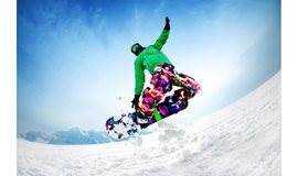 单板新手滑雪必看,趣味学滑雪|两期活动