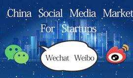 China Social Media Marketing for Startups