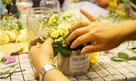 【5.20元|用最美的花,致最好的你】风靡全球的韩式,强势来袭!美丽麻麻们 12.8 我们约定你!!