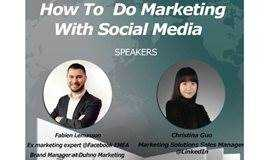 How to do marketing with social media