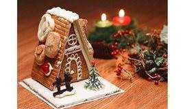 叮咚 | 您有一张【GYMSTAR】圣诞节亲子活动邀请函