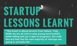 Startup Lessons Learnt