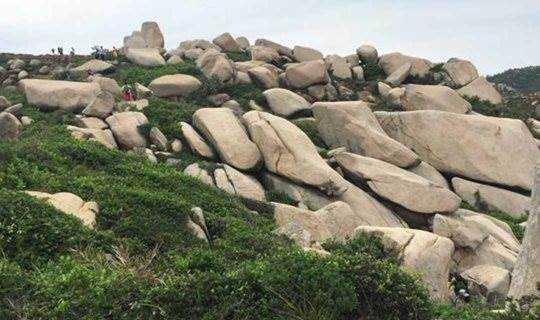 【醉美海岸线】勇闯巨石阵 双月湾大星山9KM半环越 第7期 12月16日