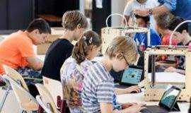 科技创新公益项目—3D打印机制作+教材撰写