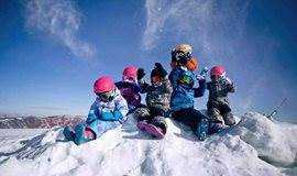 哈尔滨-东北虎林园-冰壶体验-冰雪大世界-二浪河民俗村-大雪谷-童话雪乡-亚布力滑雪温泉 6天5晚亲子游