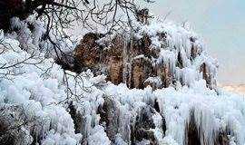【龍居冰瀑】周末太行山脈璀璨明珠龍居冰瀑,賞最美冰瀑群、冰樹、冰洞!