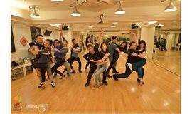 [周六Salsa体验课]时尚充满激情Salsa舞~零基础体验课~专业外教~玩转社交舞蹈