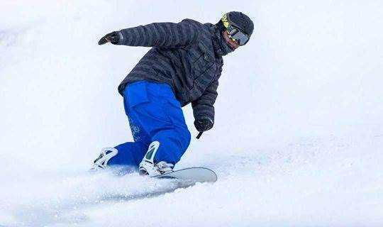 【滑雪季】冬季必玩项目~云佛山滑雪
