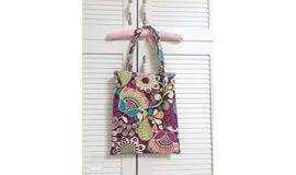 手把手教你玩转缝纫机——亲手做个美丽的小袋子