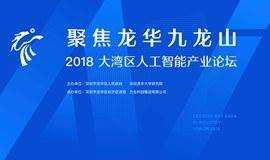 2018大湾区人工智能产业论坛-聚焦龙华九龙山