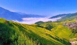 春节.武功山人间仙境、天上草原徒步、观万里云海星空日出、草原露营、摄影、驴友情怀、纯玩