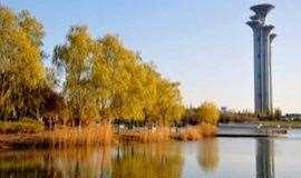 1月12日奥森公园徒步交友会,感受冬日里的仰山、奥海景观