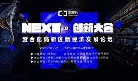 NEXT·创新大会——暨合肥高新区新经济发展论坛