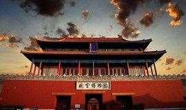 新年故宫半日游,开启新年新气象。