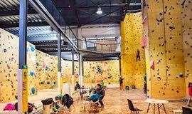 【i旅行· 攀岩】2月24日,北京最好室内攀岩馆,等你来战