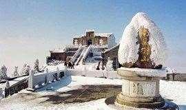 (成行)【南岳衡山】1.22-23出发:登祝融峰祈福,赏绝美雾凇(高铁往返)