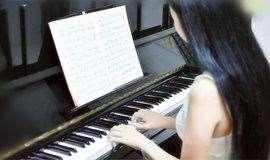 周末和钢琴来一场浪漫邂逅吧