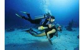 【苏州双人潜水】加拿大国际水域运动中心双人潜水体验一次