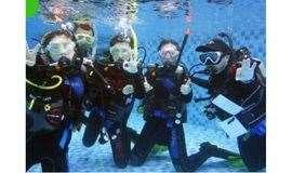 【3.2周日】不用去海岛 来一场不一样的潜水体验