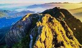 (成行)【刺激探险】1.26/1.27两期:勇登金子山天梯,挑战顶峰上的玻璃廊桥