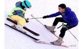 欢乐寒假 | 小童快跑滑雪冬令营,一个能真正学习滑雪技术的营地
