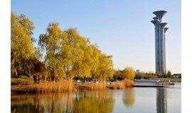 1月20日奥森公园徒步交友会,感受冬日里的仰山、奥海景观