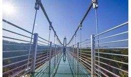 2.23挑战网红3D玻璃桥、皮划艇、空中吊桥,你敢来吗?