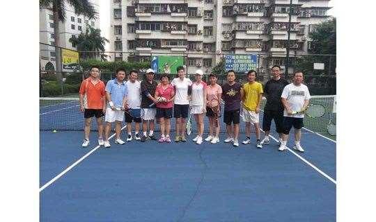 深圳网球培训 打网球生命最佳陪伴  终身运动不二的选择!
