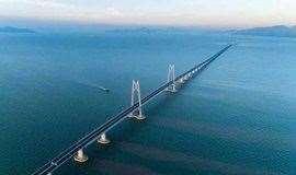 成行【珠港澳大桥】1.26周六/1.27周日:船游世界最长的跨海大桥,圆明新园赏奇观