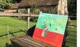踏上英国鲜为人知的乡村之旅  「VIVA 大家说」跟着花艺师去户外