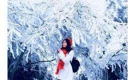 3天游【赏雪】高铁往返天天出发 衡山古道登高 赏雾淞雪景奇观、看日出