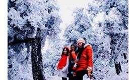 2天游【高铁天天发团】湖南南岳衡山、祝融峰、赏雪景雾凇圣地