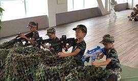 【我是小军官】军事体验一日游,枪炮射击+安全意识训练+军训国防教育!