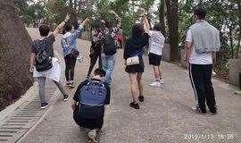 第八次周日运动继-深圳湾徒步野餐吹牛徒步