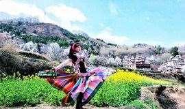 【佛国寻花】 听烟花三月梨花开落的声音,在色达街头找信仰的颜色7日之旅