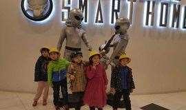 玩转2050未来生活体验馆