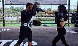 """深hi聚节后泰拳搏击体验:春节长""""肌肉""""了,需要动动了"""