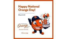 Join us to celebrate SU's 149th birthday on Saturday March 23