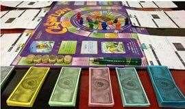 财商体验游戏---现金流