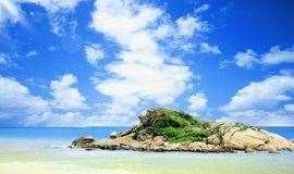 2天游~惠州双月湾狮子岛露营、畅游广东最长最美海滩、烧烤、出海捕鱼、篝火晚会、看日出