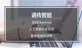 美国Skymind人工智能认证培训