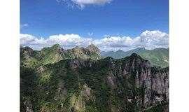 雁荡山,飞拉达-方洞-合掌峰-犀牛峰-小龙湫-灵岩寺