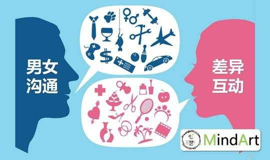 MindArt   男女沟通差异互动--体验式沙龙