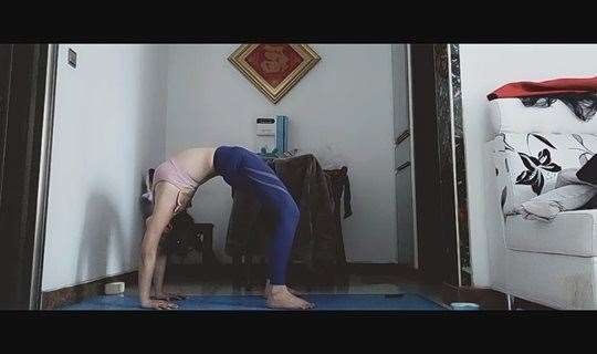 saccidananda yoga能量提升早课