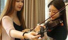 【国庆七天乐】小提琴入门一节课学会一首小曲子