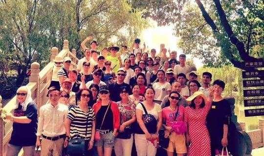 3月24号白马涧旅游活动