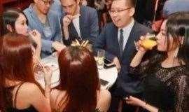 王牌投资大咖与创业者之夜 社交酒会