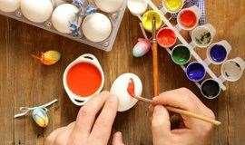 【变装+彩蛋绘制】美式复活节体验派对
