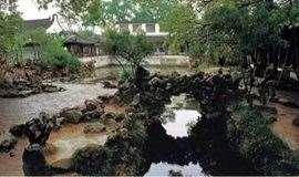 上海最古老的园林:醉白池,我们一起周游探秘(十二期)